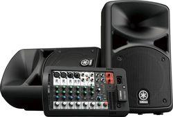 cumpără Boxe Hi-Fi Yamaha Stagepas 400BT în Chișinău