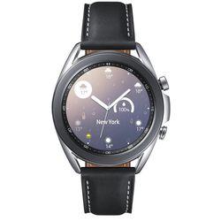 купить Смарт часы Samsung SM-R850 Galaxy Watch3 Bluetooth (41mm) Silver в Кишинёве