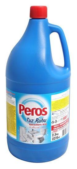 Soluție de curățat cu acid clorhidric PEROS 2500gr