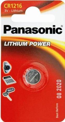 купить Батарейка Panasonic CR-1216EL/1B в Кишинёве