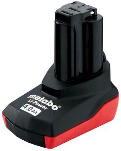 Acumulator pentru scule electrice Metabo 10.8V 4.0 Li-Power (625585000)
