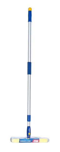 Скребок для мытья окон телескопический 30см NECO