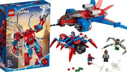 LEGO Marvel  Spider-Man: transformator, art. 76146