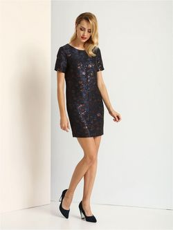 Платье TOP SECRET Синий ssu1702