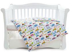Сменная постель Twins Comfort line C-051 Авто біла, код 42977