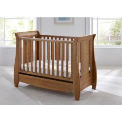 Деревянная кроватка 3 в 1 Tutti Bambini Lucas Oak