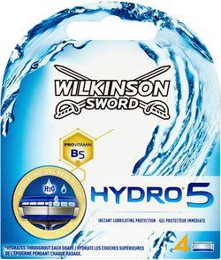 Rezerve aparat de ras Wilkinson Sword Hydro5, 4 buc.