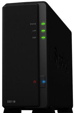 cumpără Dispozitiv stocare rețea NAS Synology DiskStation DS118 în Chișinău
