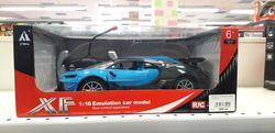 Машина 1:16 на радиоуправлении XF, код 20013