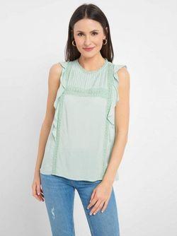 Блуза ORSAY Ментоловый 663559