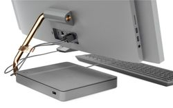 Sistem Desktop Lenovo IdeaCentre 5 27IMB05 Grey (i5-10400T 16Gb GTX1650 256Gb + 1Tb W10P)