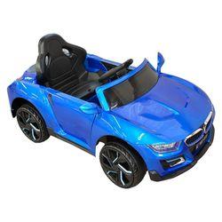 Mașină electrică, albastră, cod 134636
