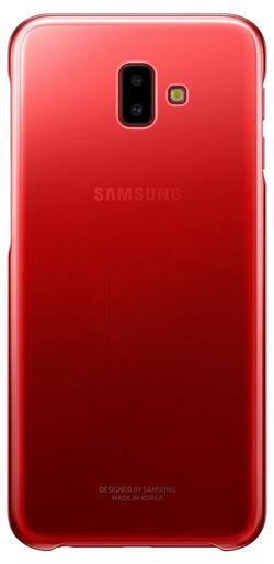 cumpără Husă telefon Samsung EF-AJ610 Gradation Cover, Red în Chișinău
