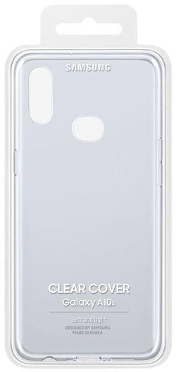 купить Чехол для смартфона Samsung EF-QA107 Clear Cover Transparent в Кишинёве