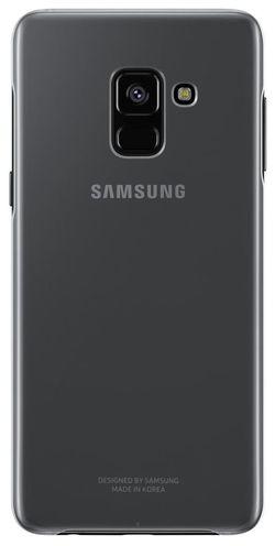 купить Чехол для смартфона Samsung EF-QA530, Galaxy A8 2018, Clear Cover, transparent в Кишинёве