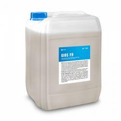 Gios F9 - Щелочное пенное моющее средство для мягких металлов 19 л