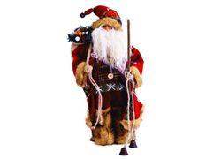 Дед Mороз в шубе 45cm