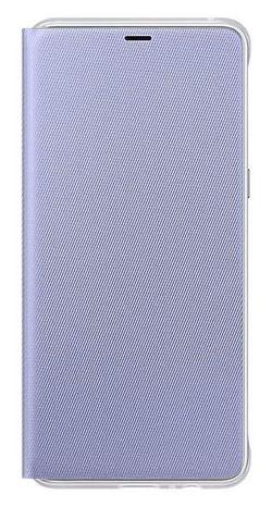 cumpără Husă pentru smartphone Samsung EF-FA730, Galaxy A8+ 2018, Neon Flip Cover, Orchid în Chișinău
