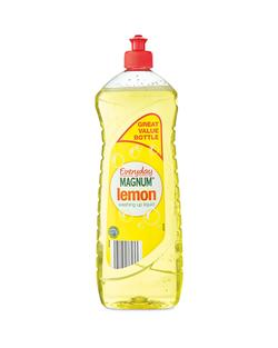 Everyday Magnum lemon washing liquid