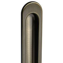 Комплект ручек для раздвижных дверей B019270012 матовая бронза