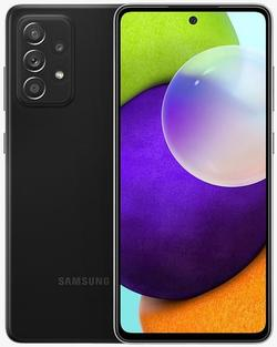 cumpără Smartphone Samsung A525 Galaxy A52 8/256Gb BLACK în Chișinău