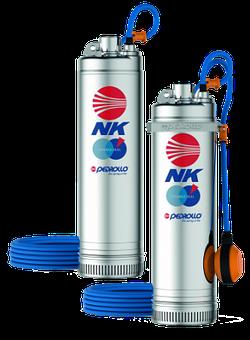 Pompa submersibilă de foraj multi-palete Pedrollo NKm2 / 4-GE