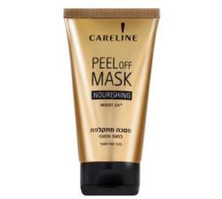Mască-peeling nutritivă, față, Careline