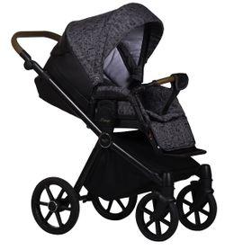 Carucior Baby Merc Mango 2in1 M/198 Gray\Black