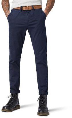 Брюки TOM TAILOR Темно синий 1008253 tom tailor