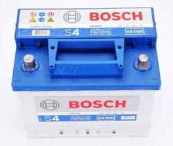 Аккумулятор Bosch Silver S4 006 (0 092 S40 060)