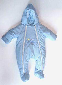 Комбинезон  PAMPY light blue