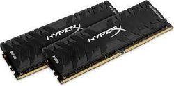 16 ГБ DDR4-3200 МГц Kingston HyperX Predator (комплект из 2x8 ГБ) (HX432C16PB3K2 / 16), CL16-18-18, 1,35 В, черный