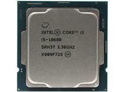 Intel Core i5-10600 CPU 3,3-4,8 ГГц (6C / 12T, 12MB, S1200, 14nm, Integrated UHD Graphics 630, 65W) Лоток
