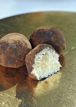 Конфеты «Белый шоколад в кэробе» 30 г.