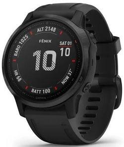 купить Смарт часы Garmin fenix 6S Pro, Black w/Black Band в Кишинёве