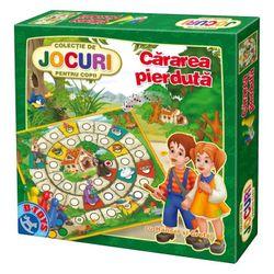 Настольная игра Cararea pierduta cu Hansel si Gretel, код 41177