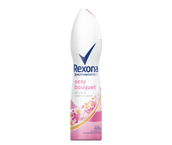 Antiperspirant Rexona Sexy Bouquet, 150 ml