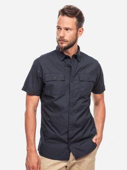 Рубашка JACK&JONES Темно синий 12154662