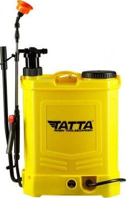 Аккумуляторный опрыскиватель + ручной 2 в 1 Tatta TP-1833AM, 16L