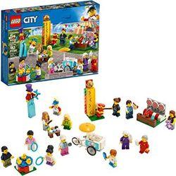"""LEGO City  Set de minifiguri """"Târgul vesel"""", art.60234"""