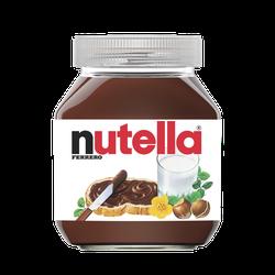 Паста ореховая Nutella с добавлением какао, 750 гр