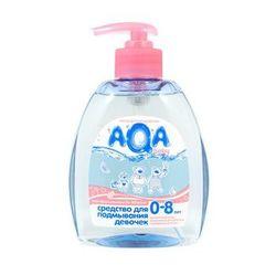 Loțiune pentru baie fetițe Aqa Baby 300 ml