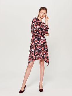 Платье MOHITO Цветной принт ut060-99p