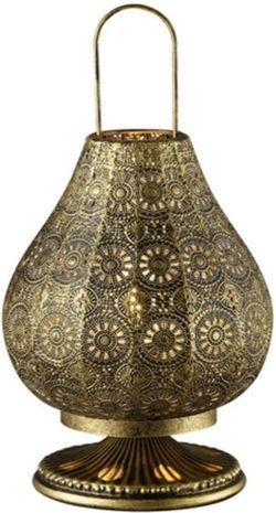 купить Настольная лампа Trio Jasmin Bronz в Кишинёве