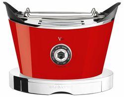 cumpără Toaster Bugatti Volo 13-VOLOC3 (red) în Chișinău