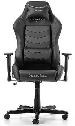 купить Gaming кресло DXRacer Drifting GC-D166-NG-M3, Black/Grey в Кишинёве