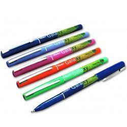 Ручка  Montex Galaxy синяя, металлический кли, цвет Рандомный