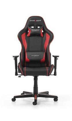 купить Gaming кресло DXRacer Formula GC-F08-NR-H1, Black/Black/Red в Кишинёве