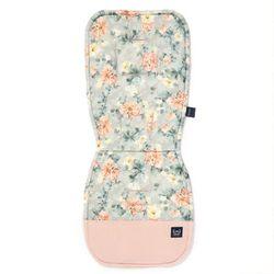Матрасик для коляски/автокресла LaMillou Blooming Boutique – Powder Pink