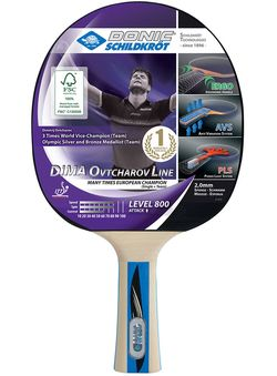 Paleta tenis de masa 2.0 mm Donic Legends 700 FSC FSC-wood 734417 (3193)